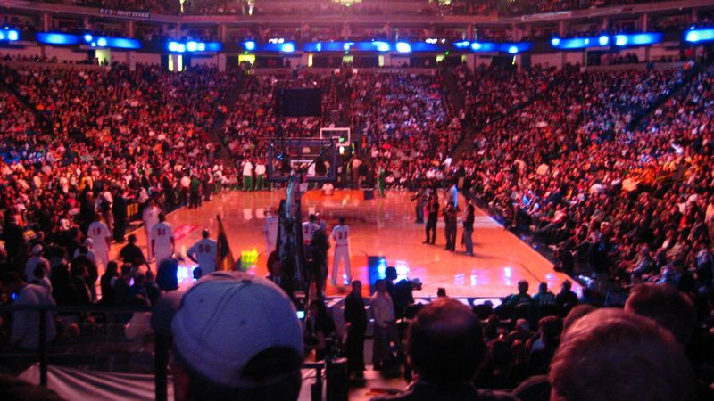 Warriors game dec 09 004