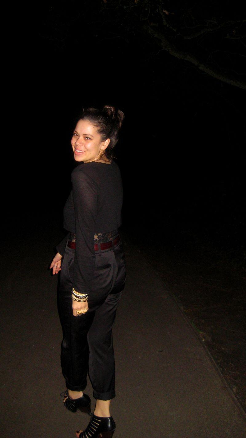 Poncho babe 030