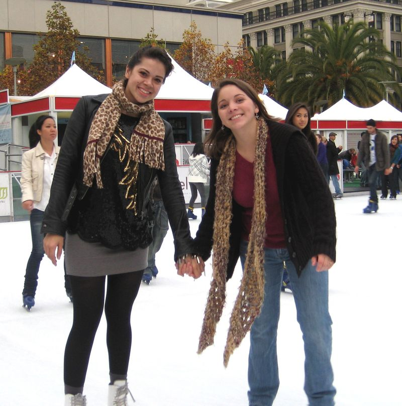 Ice skating 111